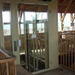 Elevator in Noah's Ark