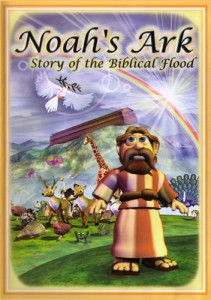 Noah's Ark DVD Cover