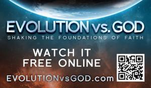 evolution_vs_god