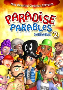 Paradise Parables 2 DVD Cover